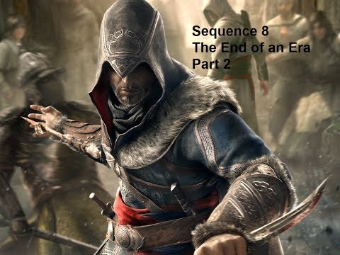 Assassins Creed Revelations: Sequence 8: The End of an Era- Part 2