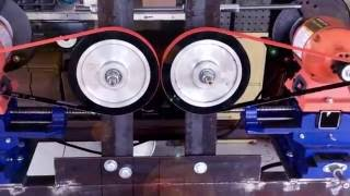 belt grinding machine new - knife sharpener