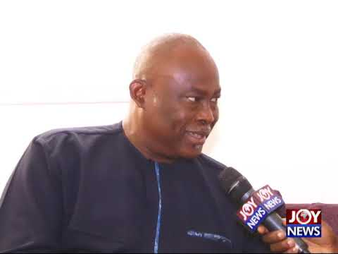 NDC RACE: 'Losing an election is not a big deal' - Spio Garbrah. (28-1-19)