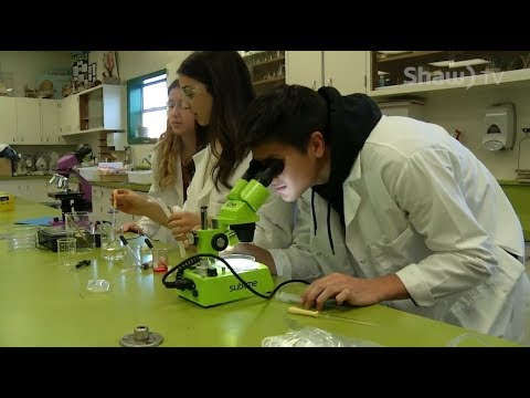 Students' Experiment Going to Outer Space (Where You Live)