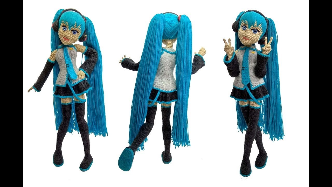 Amigurumi Doll Anime : Handmade sailor moon usagi chibi anime amigurumi doll