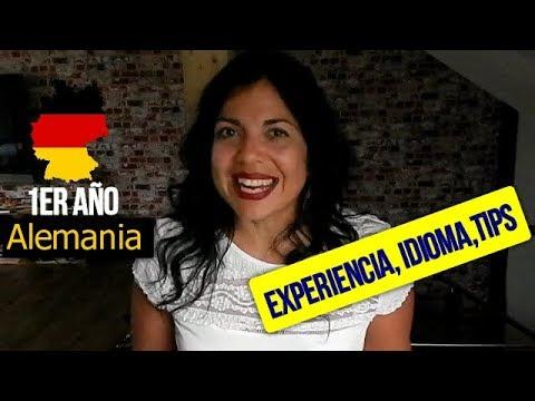 Viviendo en Alemania. Mi primer año!! EXPERIENCIA, TIPS, IDIOMA