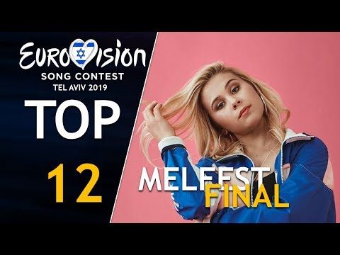 EUROVISION 2019 SWEDEN 🇸🇪: MY TOP 12 GRAND FINAL (Melodifestivalen) W/ Ratings