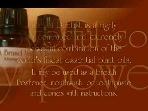 Herbal Dentist-World's #1 Solution to Dental Problems-Available on eBay & www.herbaldentist.net!