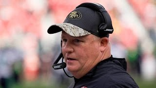NFL Monday QB: The 49ers fire Chip Kelly after one season