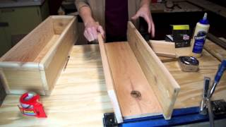 How To Build A Cedar Planter Box