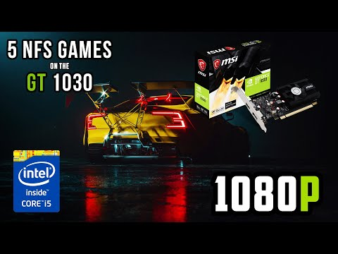5 Need for Speed Games On The GT 1030 |