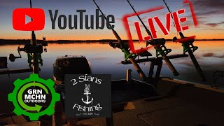 Fishing Big Water for BIG BLUES ft. HAZ LIFE and 2 STANS