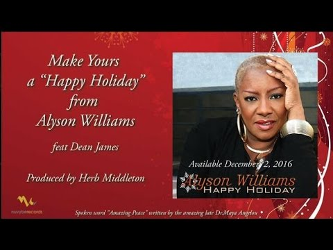 """""""Happy Holiday"""" by Alyson Williams"""
