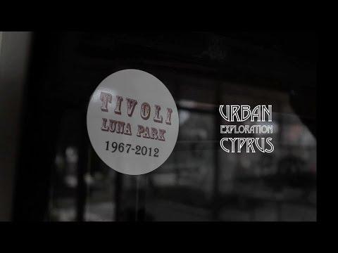 Tivoli, The first Amusement Park of Cyprus (Engomi, Nicosia) - Urban Exploration Cyprus