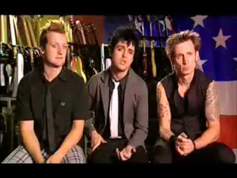 Billie Joe Armstrong - On Drugs! (Green Day Funny Moments)