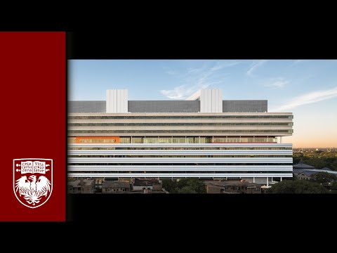 UChicago Architecture: Rafael Viñoly on the Center for Care and Discovery