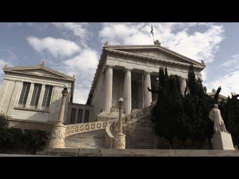 عملية نقل تاريخية لمحتويات المكتبة الوطنية اليونانية