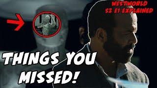 Things You MISSED Westworld Season 2 Episode 1 Easter Eggs