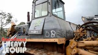 Three Abandoned Old BullDozers are being rebuilt in the Garage