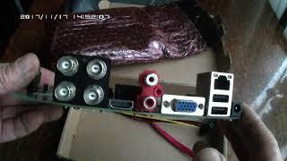 Гибридный AHD видеорегистратор для видеонаблюдения, без корпуса(, 2017-11-17T14:17:29.000Z)