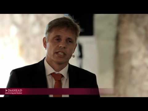 Florian Gruber, T-Systems, Senior Vice President: Roadmap Industrie und Supplychain