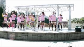 2012.04.01『江戸川さくらまつり』えどKB出演@南葛西フラワーガーデン.