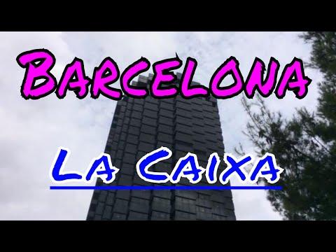 La Caixa | Bank Building | Barcelona | Spain
