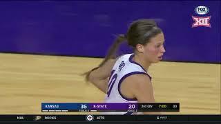 Kansas vs Kansas State Women