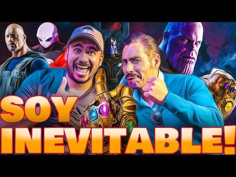 Él es la voz de Thanos y La Roca: Juan Carlos Tinoco (CLOSE UP)