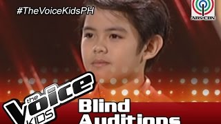 "The Voice Kids Philippines 2016 Blind Auditions: ""Tuwing Umuulan At Kapiling Ka"" by Joseph"