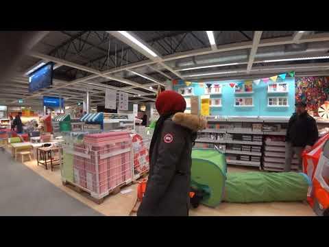 Visiting IKEA Etobicoke I Part 2I GTA I Toronto I Canada I Urdu I Hindi