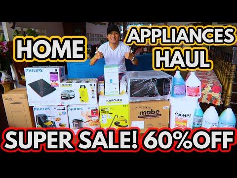 super-lockdown-sale!-wag-papahuli!-home-appliances-haul!-lahat-ng-appliances-binili-natin!