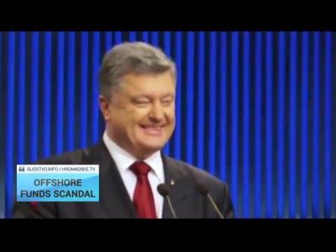 #PanamaPapers Leak: Ukrainians exploiting offshore financial havens