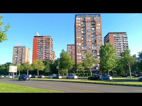 Novi Beograd - New Belgrade, Serbia