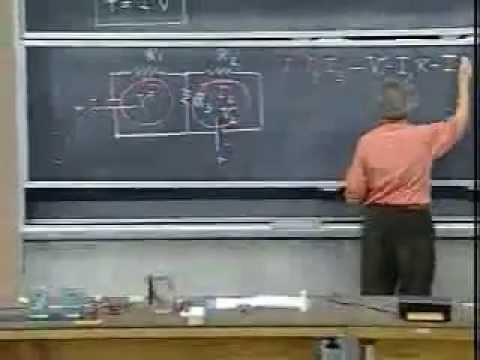 Lec 10: Batteries and EMF   8.02 Electricity and Magnetism, Spring 2002 (Walter Lewin)