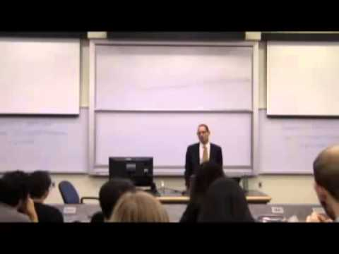 Constitutionality of Healthcare Reform with Prof. Bradley Joondeph