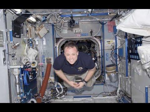 Ron Garan NASA astronaut, fighter pilot, entreprenuer and ...