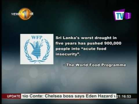 Worst drought in five years leading to acute food insecurity- WFP makes key observations on SL