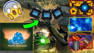 Tanki Online - Gold Box Montage #44  + Black Gold Boxes | Buying  New Hulls  Tанки Онлайн