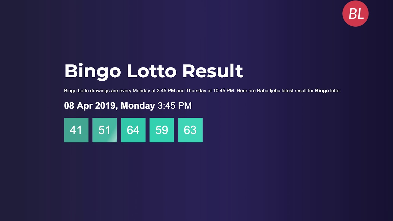 Baba Ijebu Result for Today - 08 Apr, 2019 - Premier Lotto Results