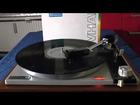 VINYL HQ GEORGE MICHAEL WHAM Last christmas - 1964 PE33 Studio broadcast turntable Philips GP422/2