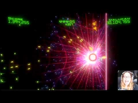 Throwback Thursday: 360 Edition - Geometry Wars 2
