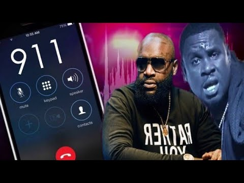 Rick Ross 911 Call Released