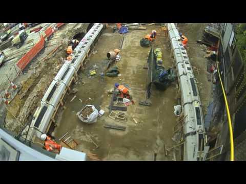 Highbury Corner Bridge replacement