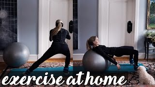 Quick Exercise at Home & The Weeknd Concert | Cornelia