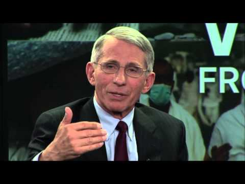 A Leadership Lesson: Turning the Tide against AIDS | Anthony Fauci | Voices in Leadership
