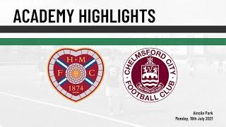 Academy Highlights | Hearts (A) - Friendly