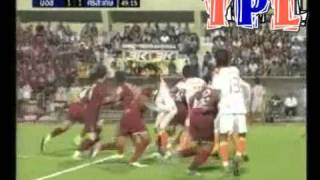 Thai Premier League 2010 (TPL) : Long Shot Goals