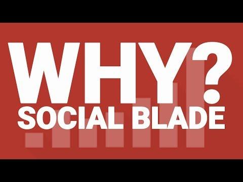 Social Blade: The best Social Media Analytics tracking website - 동영상