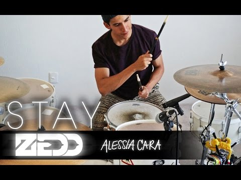 Zedd, Alessia Cara - Stay | Drum Remix