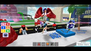 Playing Roblox (LOTS OF DRAMA)