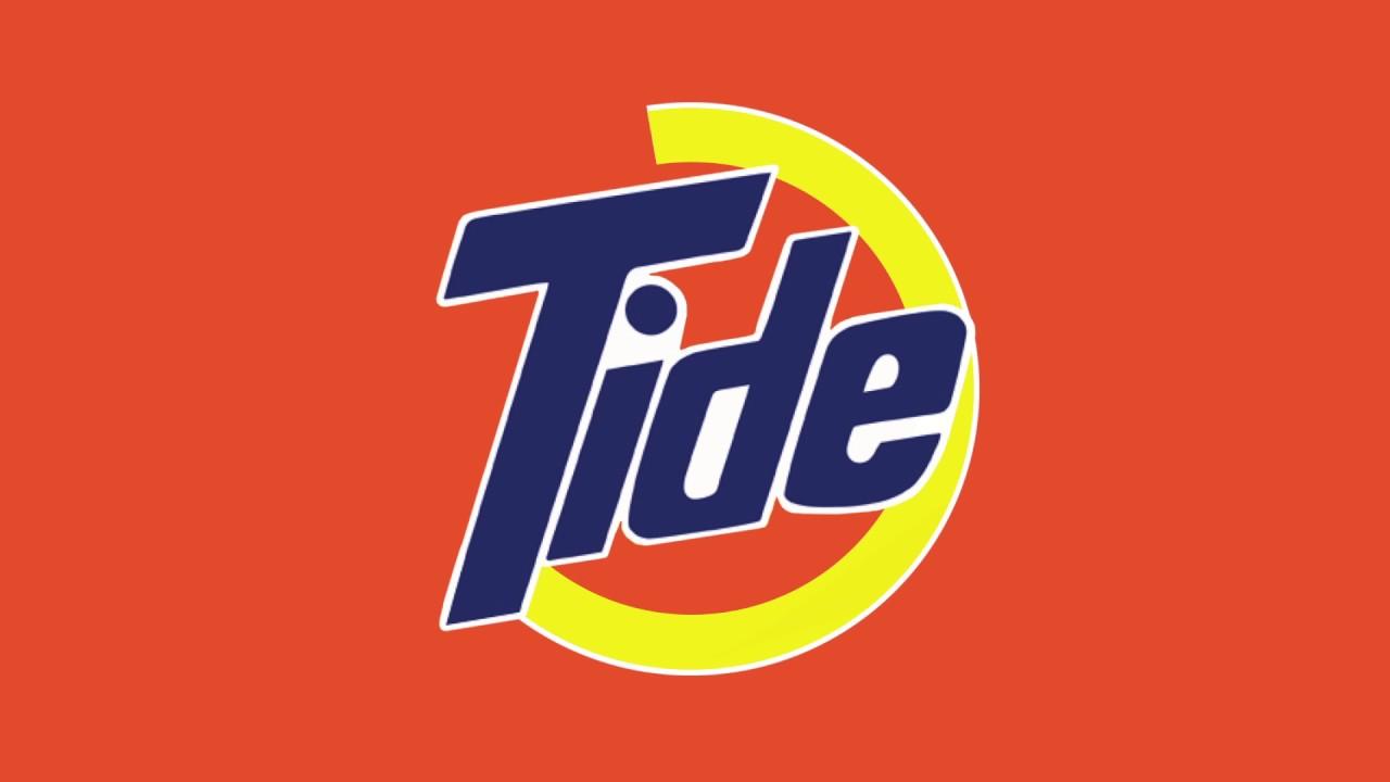 Tide animated logo - YouTube