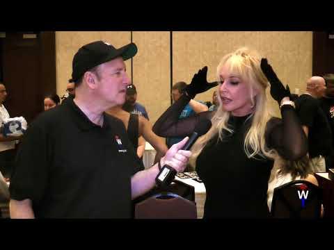 Exclusive! WWE Debra Interview