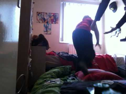 Improbable Wrestling Bedroom Decor
